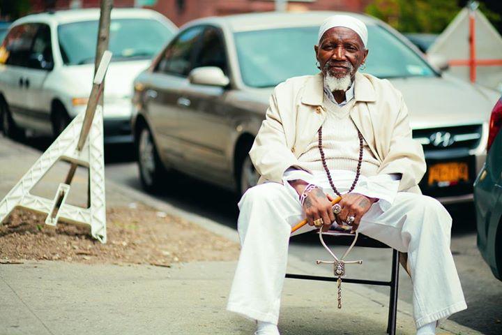 Grandmaster Kham, photo credit: Zamani Feelings, 2013